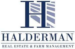Halderman Logo - Vertical - Navy