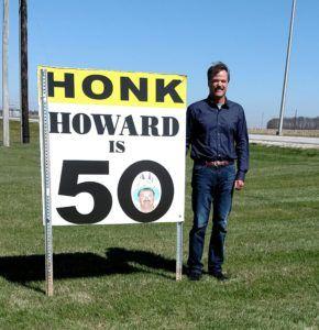 Howard Birthday